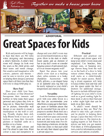 Great Spaces for Kids